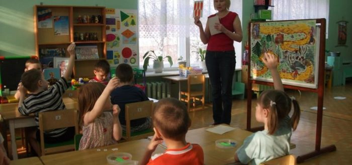 знакомство с детьми в игровой форме в детском саду средняя группа
