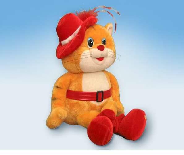 игрушка Кот в сапогах