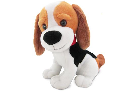 Игрушечная собака