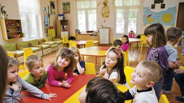 Мозговой штурм в группе детского сада