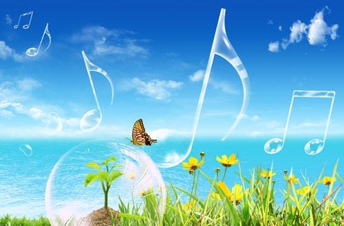 Музыка в природе
