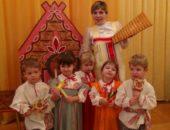 Музыкальные занятия позволяют раскрыть творческий потенциал воспитанников средней группы