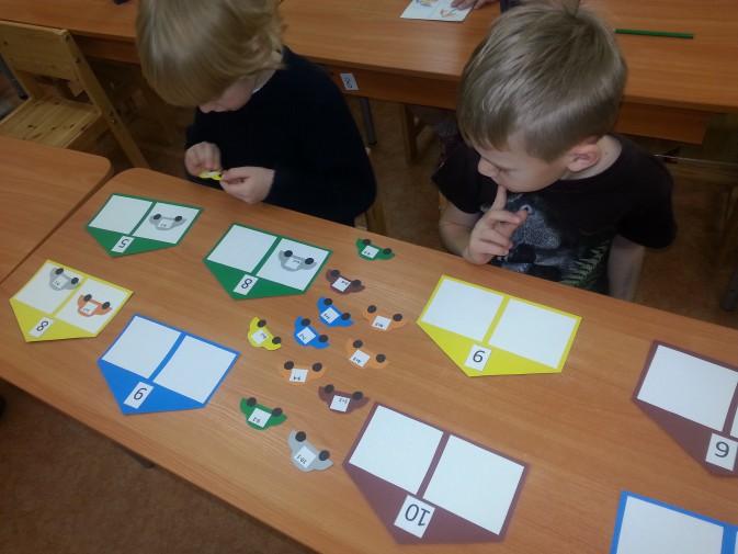 Дидактические картинки по математике для дошкольников 13