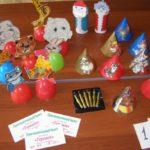 Игрушки на конусе