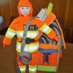 Отважный пожарный