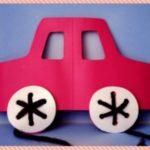 Машина (фигура для шнуровки)