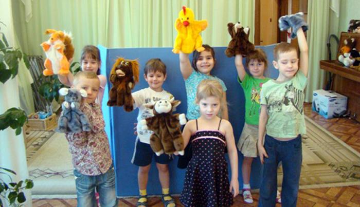 Театральные куклы своими руками для детского сада фото 531