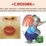 Упражнение «Слоник»