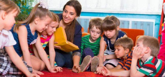 Чтение художественной литературы в детском саду закладывает культурные и нравственные основы личности ребёнка.