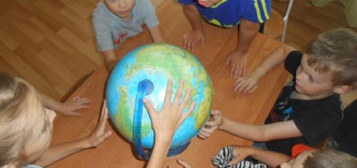 Экологическое воспитание -важнейшая составляющая культуры человека, которая формируется уже в дошкольном возрасте
