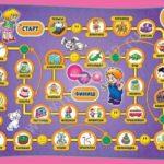 Логопедическая игра «Звуковые ходунки»
