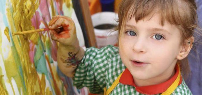 Художественно-эстетическое развитие в ДОУ направлено на формирование вкуса прекрасного в детях и желания создавать собственные произведения искусства