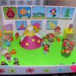 Инсталляция «Мой любимый детский сад»