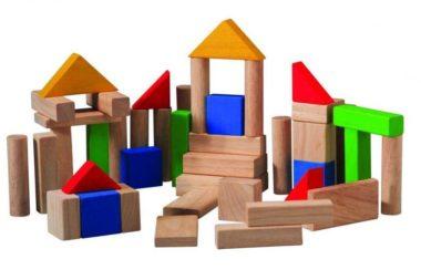Конструирование в младшей группе детского сада