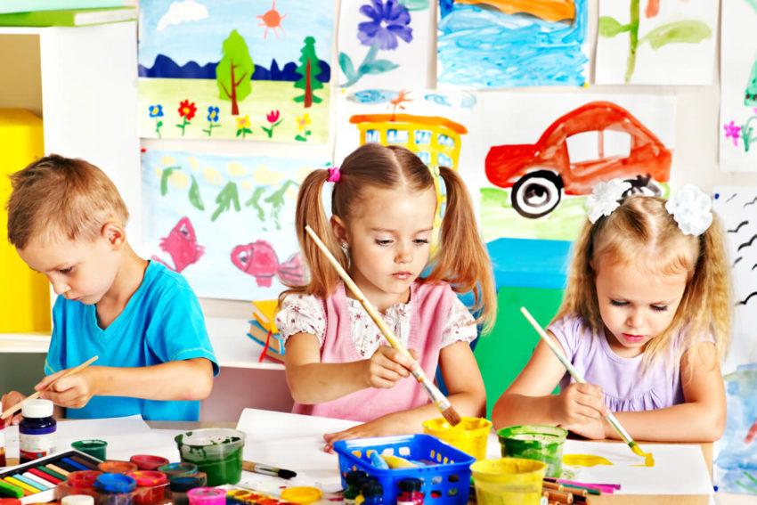 Кружки в детском саду