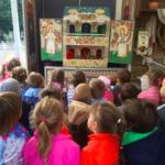 Дети в православном театре