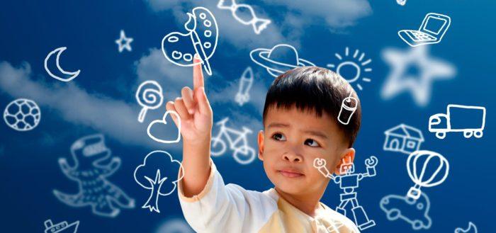 Развитие воображения у дошкольников
