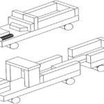 Схемы машин из строительного набора