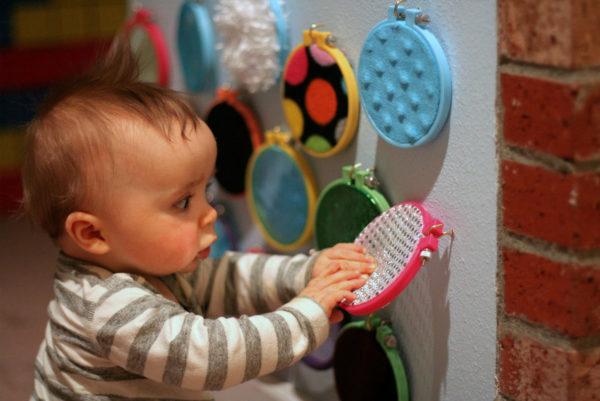 Саморазвитие ребёнка в период сенсорного восприятия