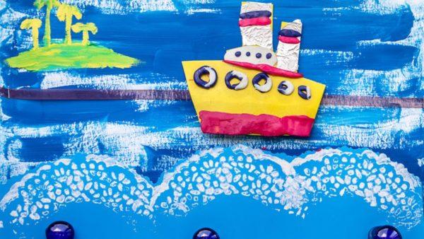Творческая работа детей 6–7 лет