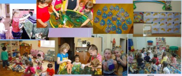 Фотографии, иллюстрирующие проектную деятельность детей по теме «Волшебная вода»
