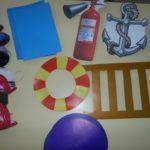 Атрибуты для игры в спасателей