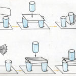 Бумага и стаканы