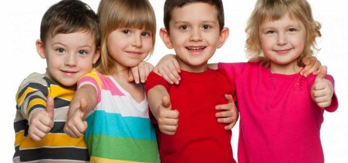 дети-друзья