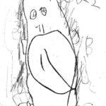 Детский рисунок «Мой страх»