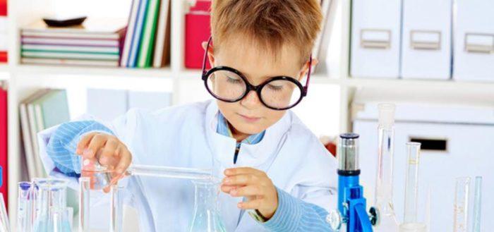 Детское экспериментирование