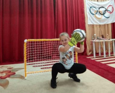 Футбольные мини-ворота