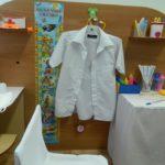 уголок больницы в детсаду