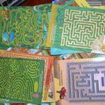 Игра «Волшебные лабиринты»