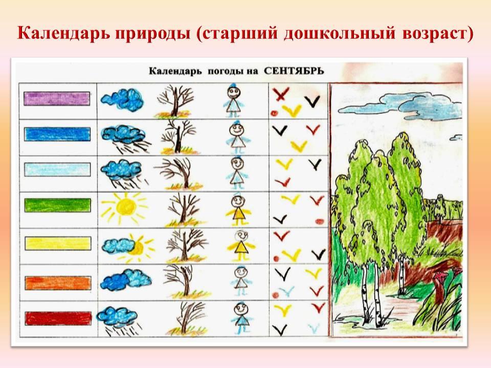 таблица погоды с картинками дорогу