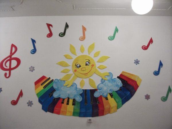 Уголок музыкального руководителя в детском саду своими руками