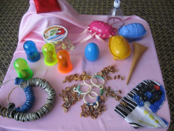Музыкальные игрушки своими руками