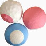 Мячи из воздушных шаров