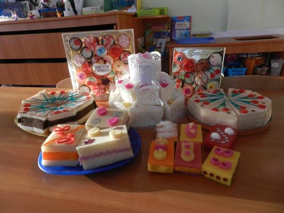 Продукты питания для детского сада своими руками