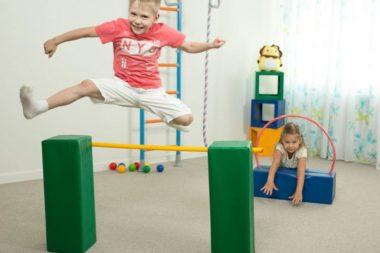 Стимулирование двигательной активности — обязательный компонент образовательного процесса