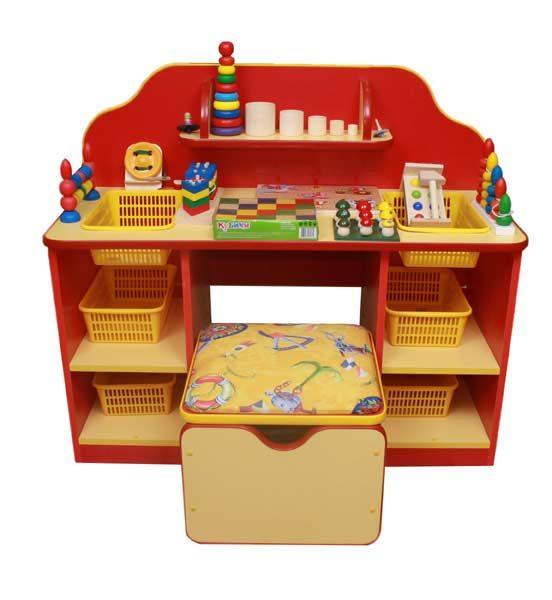 фото уголка детских игрушек