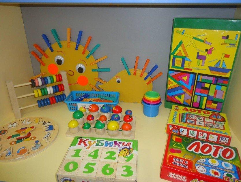 Развивающая среда на участке детского сада для малышей
