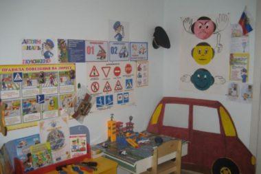 Уголок ПДД - неотъемлемая часть работы по изучению в детском саду основ дорожной грамоты