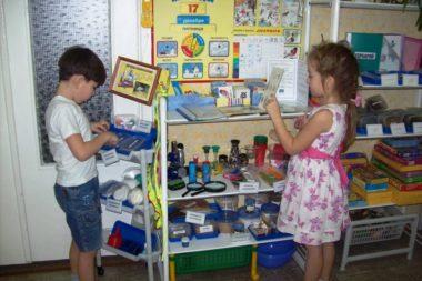 В самостоятельной деятельности старших дошкольников проявляется познавательно-исследовательская активность