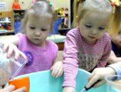Воспитанники первой младшей группы проявляют неподдельный интерес к исследовательской деятельности