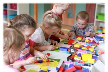 Блоки Дьенеша - помогут дошкольникам в увлекательной и непринуждёной форме осваивать сложные математические понятия