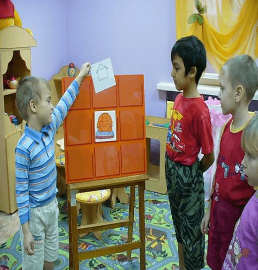 дети заполняют экраны системного оператора