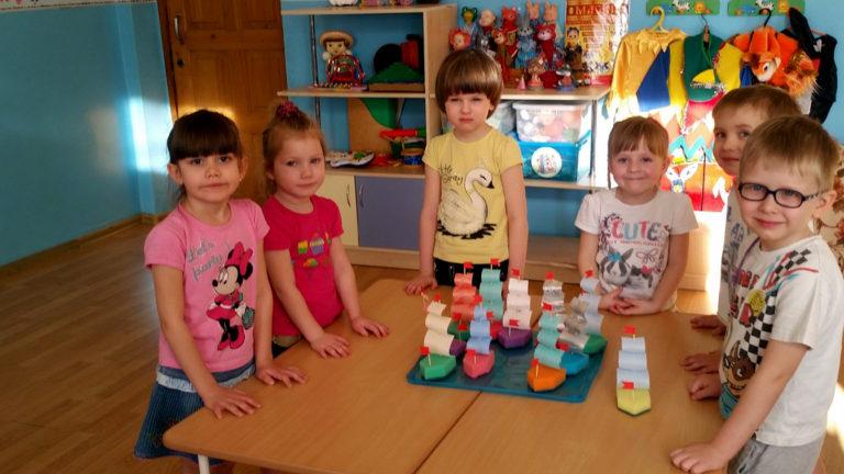 Поделки из бросового материала для детского сада