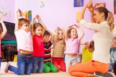 Подвижные игры в детском саду — это важнейший элемент воспитания и развития ребёнка