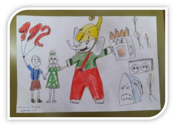 рисунок ребенка