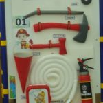 Пожарный щит фабричного изготовления